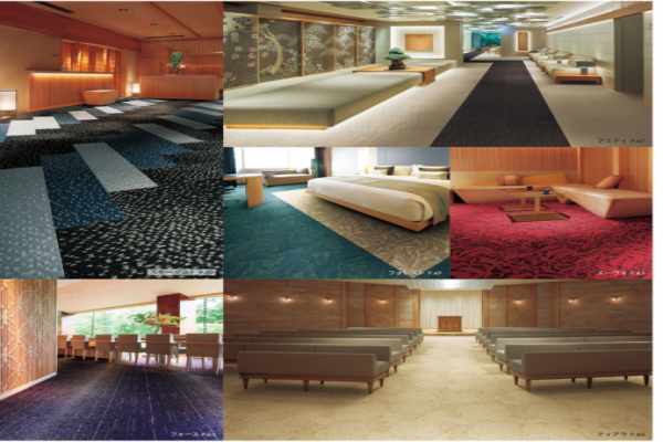 Thảm trải sàn Nhật Bản như thế nào và công dụng của thảm trải sàn Nhật Bản