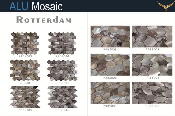 Gạch Mosaic Hợp Kim ROTTERDAM