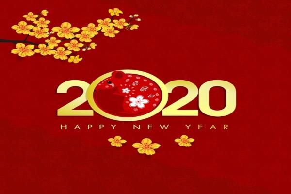 Thư Chúc Tết Năm 2020