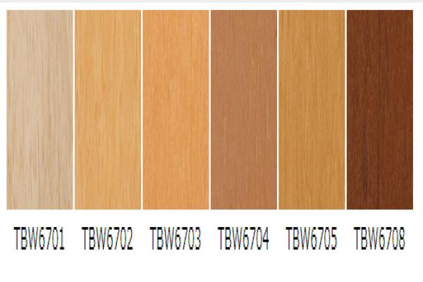 Sàn nhựa vân gỗ - TBW series