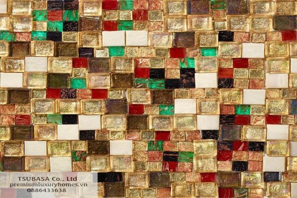 Gạch Mosaic là gì ? Ứng dụng của Gạch Mosaic