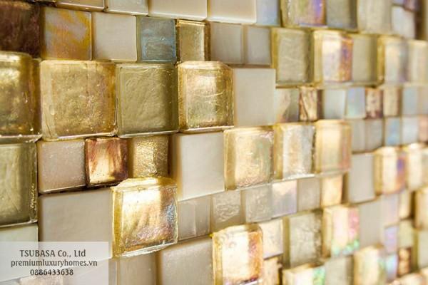 Bộ sưu tập gạch Mosaic cao cấp nhập khẩu Ý và Nhật Bản