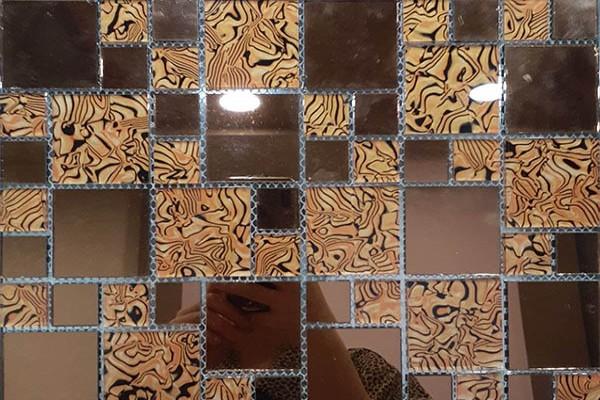 Gạch mosaic thủy tinh WIN05-1