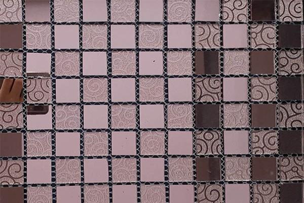Gạch Mosaic Thủy Tinh WIN02-1