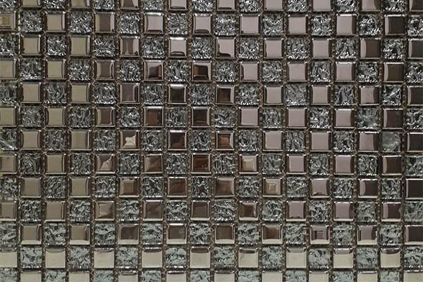 Gạch Mosaic Kim Loại WIN17-1