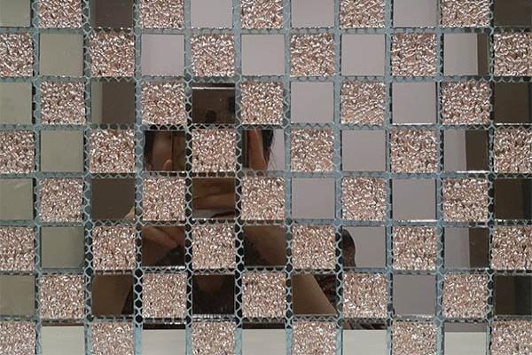 Gạch Mosaic Thủy Tinh WIN24-1