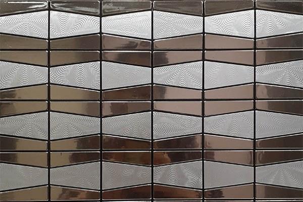 Gạch Mosaic Kim Loại WIN29-1